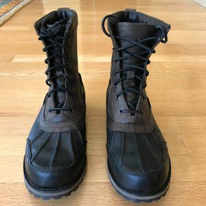POLO Ralph Lauren Whitsand Leather Boots SZ 8.5D